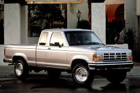 1992 ford ranger fuel 1990 92 ford ranger consumer guide auto
