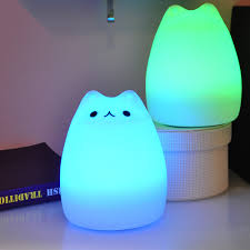 usb cat night light silicone night light silicone night light suppliers and