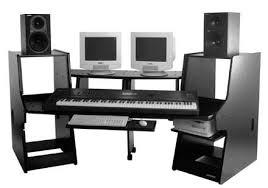Omnirax Presto 4 Studio Desk Omnirax C2 Workstation Frontendaudio Com