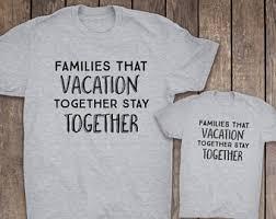 vacation tshirt etsy
