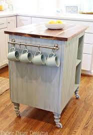 kitchen island or cart diy kitchen island cart with plans hometalk