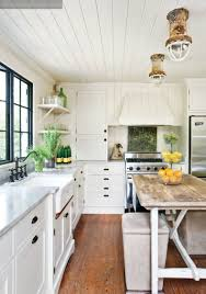 coastal cottage kitchen island beach house pinterest