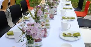polterabend dekoration anlass hochzeit 100 personen leistung tisch und buffet