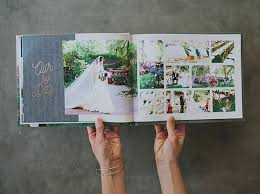 photo album wedding where to find places to create your own wedding album onefabday