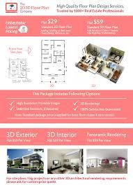price plan design sandy smith the 2d3d floor plan company pricing