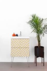 Ikea Godmorgon Medicine Cabinet Semihandmade Diy Shaker Ikea Godmorgon Bath Cabinet Hairpin Legs