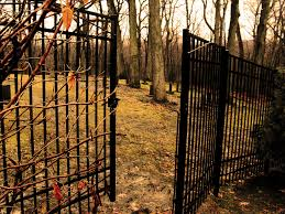 halloween cemetery wallpaper cemetery gates kim rozanske flickr