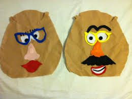 Potato Head Halloween Costumes Double Trouble 10 Halloween Costume Ideas Twins Babycenter Blog