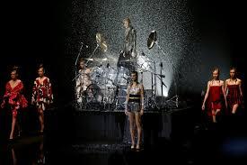 Japanese Designer by Drenched In Fashion It U0027s Raining Kimono On Yoshiki U0027s Runway The