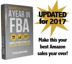 amazon dates to get products in fba for black friday how to run