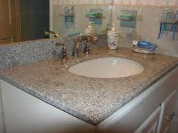 Granite Vanity Tops With Undermount Sink Bathroom Wonderful Montesol Granite Vanity Top Wwhite Undermount