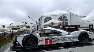 porsche 919 hybrid 2016 porsche 919 hybrid 2016 goodwood festival of speed 2016 youtube