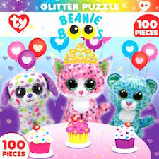 beanie boo games puzzels activities