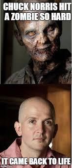 Chuck Norris Meme Generator - chuck norris hit a zombie drawings pinterest chuck norris