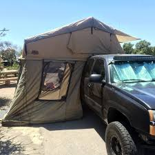 jeep wrangler overland tent amazon com tuff stuff ranger overland rooftop tent with annex