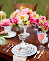 Wedding Shower Ideas by Pink Garden Bridal Shower Ideas Every Last Detail