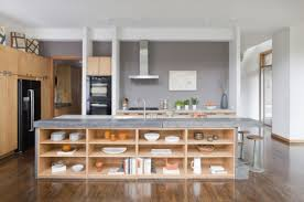 open kitchen cupboard ideas kitchen island shelves ideas information about home interior and