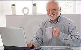 Old Guy Meme - old guy computer blank template imgflip