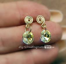 make your own earrings studs how to make stud earrings