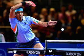 Table Tennis Championship Indian Paddlers Create History To Reach Finals Of 2016 World Table