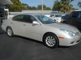 lexus es330 sport design 2004 2004 lexus es in florida for sale 70 used cars from 700