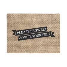Welcome Mat Wipe Your Paws Wipe Your Feet Doormats U0026 Welcome Mats Zazzle