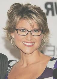 medium lenght hair for old women showing gallery of medium hairstyles for women with glasses view 13
