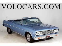 Chevy Malibu 60s 1964 Chevrolet Chevelle For Sale On Classiccars Com 21 Available