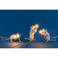 seletti mouse lights cool i cannot decide i pass by them in a