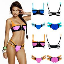 skimpy swimwear for 2014 new 2016 bikini swimwear push up bra women good quality new style