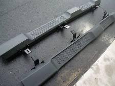 mopar side steps for jeep wrangler unlimited mopar nerf bars running boards for jeep wrangler ebay