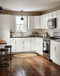 White Cabinets Kitchens Best 25 Lowes Kitchen Cabinets Ideas On Pinterest Basement