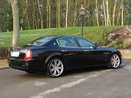 maserati quattroporte 2008 current inventory tom hartley