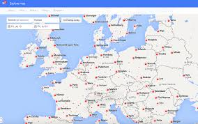 Europe Google Maps by I Love Google Flights And You Should Too Carpe Diem Our Way