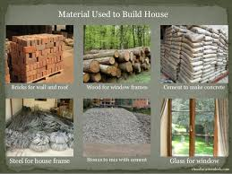 what do you need to build a house kg ii a