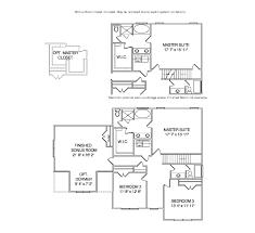 3 Bedroom Floor Plans With Bonus Room by Jefferson Floor Plans Main Street Homes