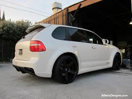 Porsche Cayenne 955 Body Kit - misha designs 2012 holiday sale u2013 special holiday discount on all