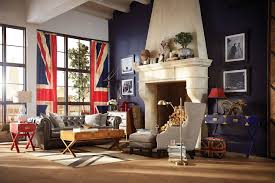 Furniture Setting In Living Room Nigel Barker Furniture Collection