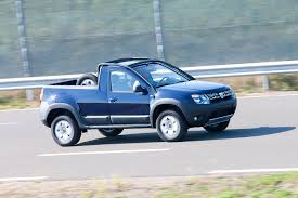 renault duster 4x4 2015 new dacia duster pick up is real but only for fleet use