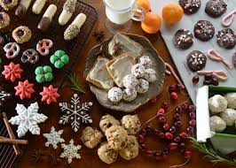 we dug through our holiday cookie recipes and here are the 11