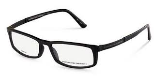porsche design glasses porsche design p8240 a eyeglasses in black smartbuyglasses usa