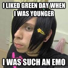 Emo Meme - idiot emo kid memes quickmeme