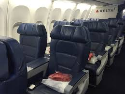 Delta Comfort Plus Seats Delta Is Changing Their Companion Upgrade Policy One Mile At A Time