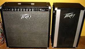 Peavey Classic 115e Cabinet Peavey Classic Vt 410 With 210 Column Extension Cab Music