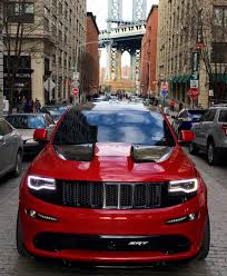 jeep grand cherokee red interior jeep grande cherokee srt big boy toys pinterest cherokee