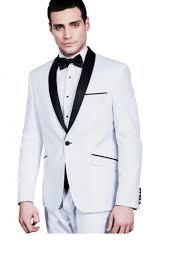 costume mariage blanc costume noir et blanc homme mariage toulouse
