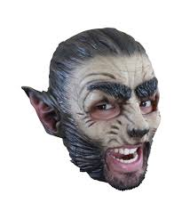 halloween costumes without masks werewolf mask men wolf costumes