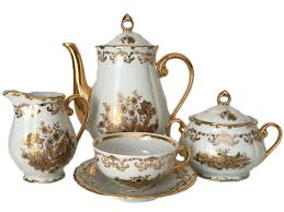 Coffee Set bohemiangifts authorized bohemian products retailer