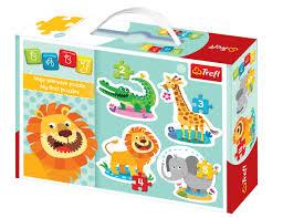safari cartoon safari children u0027s puzzles puzzlewarehouse com