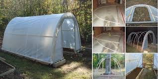How To Build A Tent How To Easily Build A 50 Greenhouse U2013 Free Plans Home Design